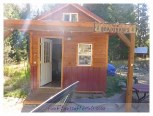 Visit Idaho Wood Sheds to find out more about having a tiny cabin built.