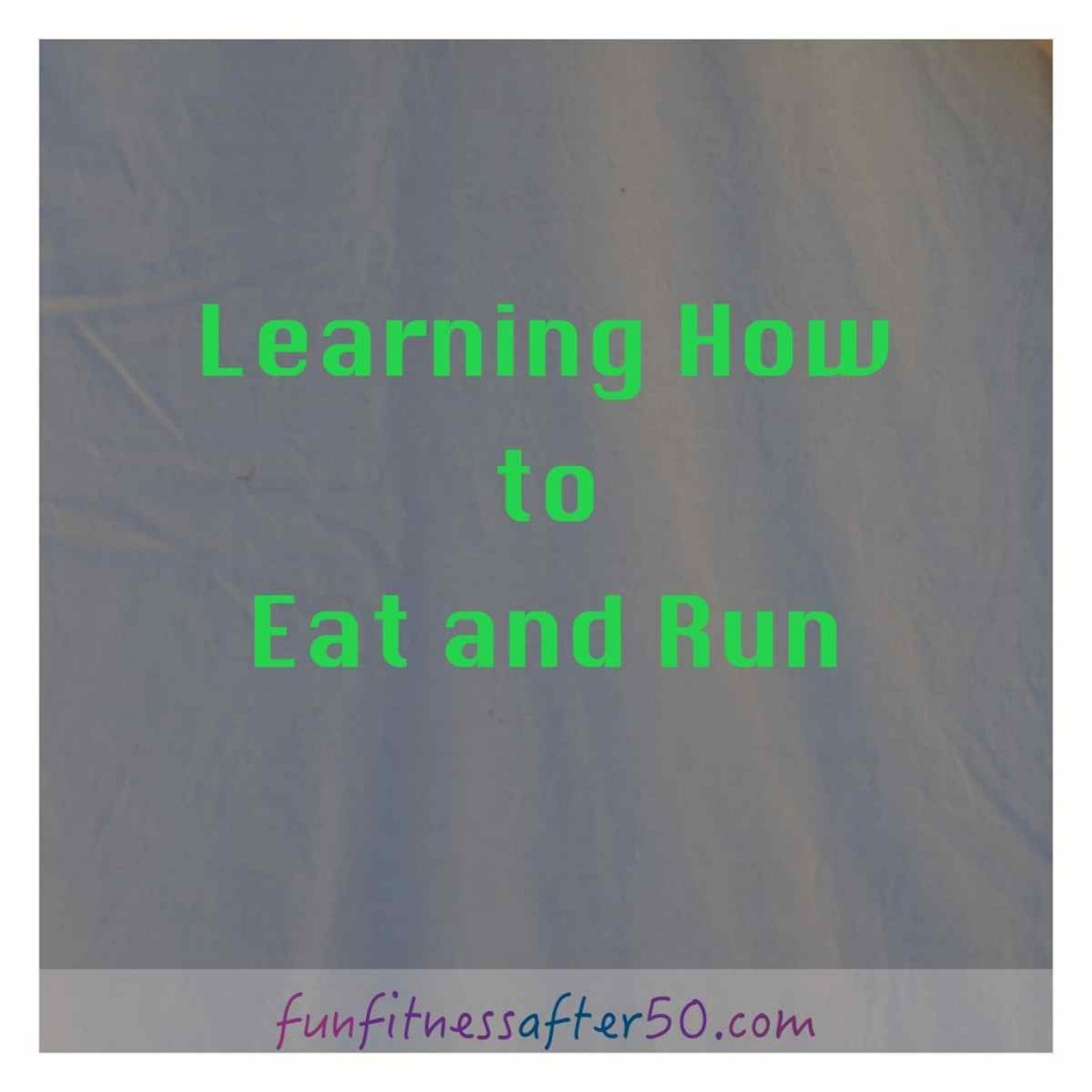 Learning How to Eat and Run