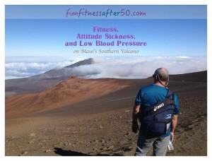 volcano altitude sickness