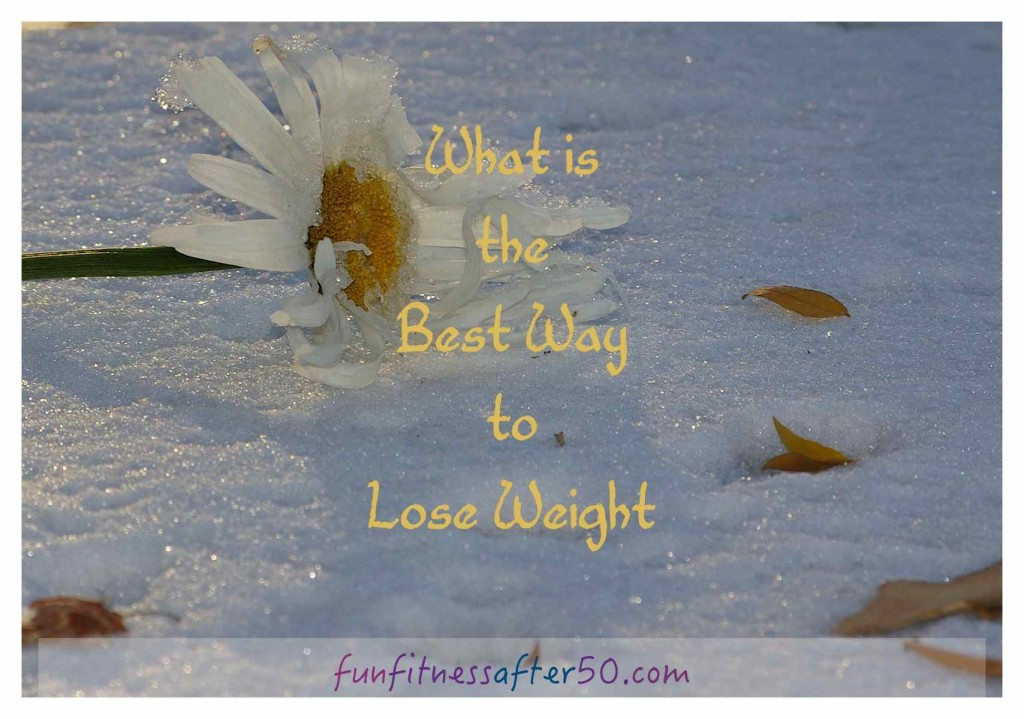 What is the Best Way to Lose Weight