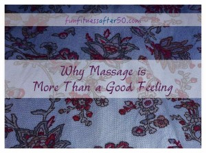 massage is good