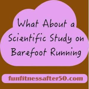 scientific study barefoot
