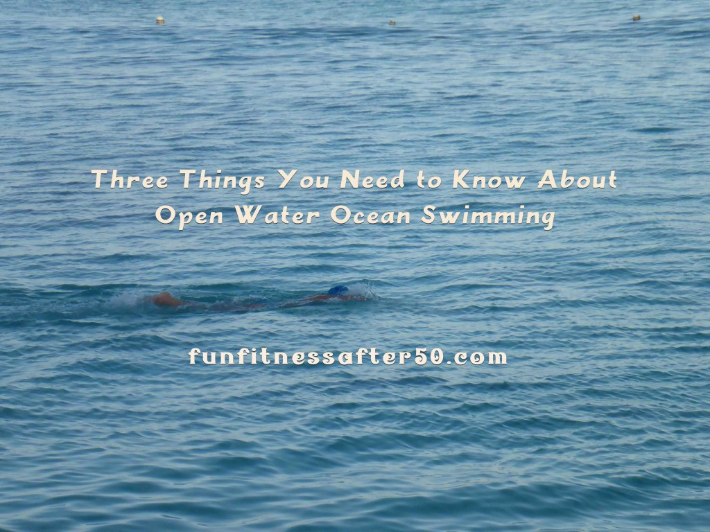 Three Things You Need to Know About Open Water Ocean Swimming