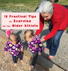 15 Practical Tips on Exercise for the Older Athlete
