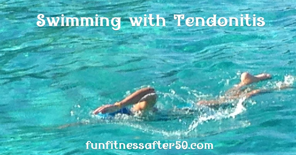 Swimming with Tendonitis