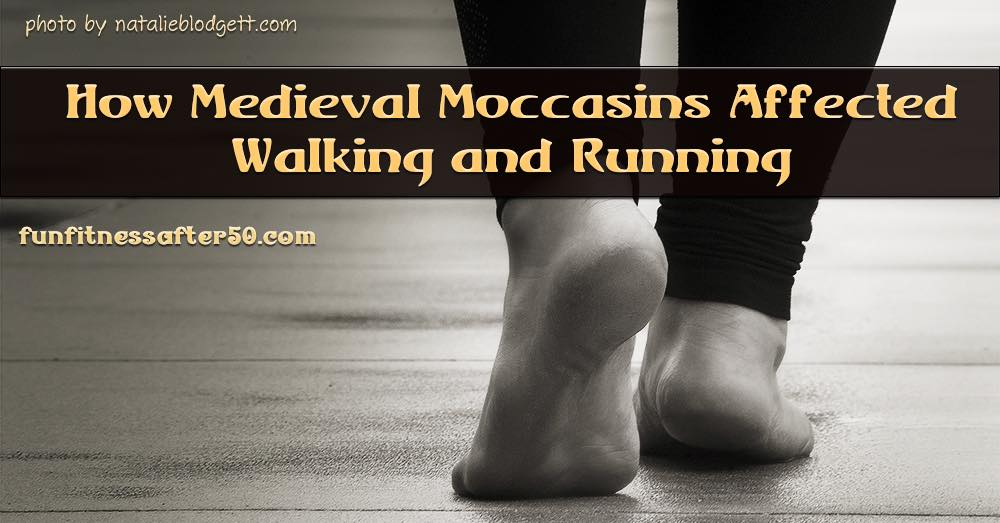 How Medieval Moccasins Affected Walking and Running